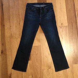 AG Jodi crop jeans - size 26